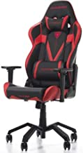 DXRacer Valkyrie Series OH/VB03/NR Racing Seat Office Chair Gaming Ergonomic Adjustable Computer Chair with - Included Hea...
