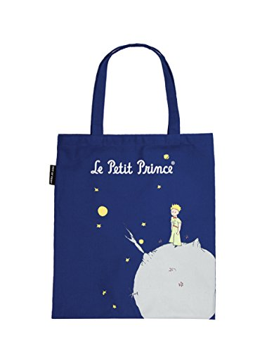 Out of Print The Little Prince (Blue) Tote Bag, 15 X 17 Inches