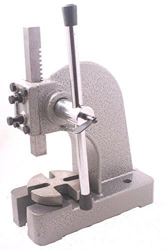 HHIP 8600-0031 Heavy Duty Arbor Press, .5 Ton Capacity, 10' Height (Pack of 1)