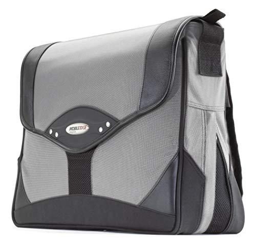 'Mobile Edge Premium Messenger–Silver 15.4