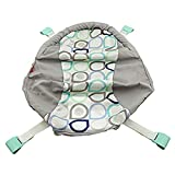 Replacement Parts for Fisher-Price Tub - 4 in 1 Sling 'n Tub Bathtub Set FVR15 ~ Includes 1 Gray, Blue, White and Green Mesh Sling for Bath