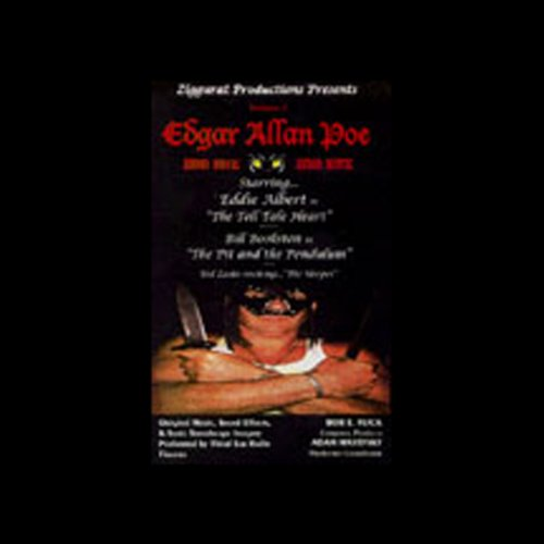 Edgar Allan Poe, Volume I audiobook cover art