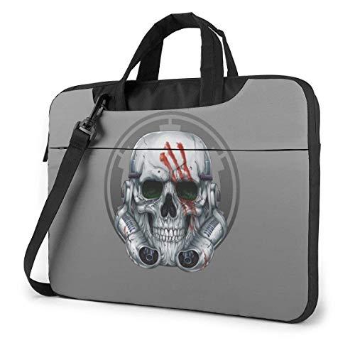 Star Wars Laptop Bag 14 15 15.6 Inch Briefcase Shoulder Messenger Bag Water Repellent Laptop Bag Satchel Tablet Bussiness Carrying Handbag for Women and Men13 inch