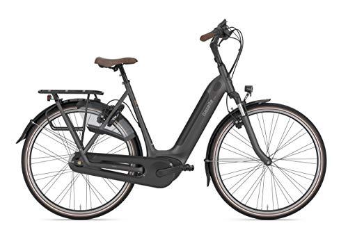 Gazelle Arroyo C7+ HMB Elite 500Wh Damen Ebike Pedelec 2021, Farbe:schwarz, Rahmenhöhe:57 cm