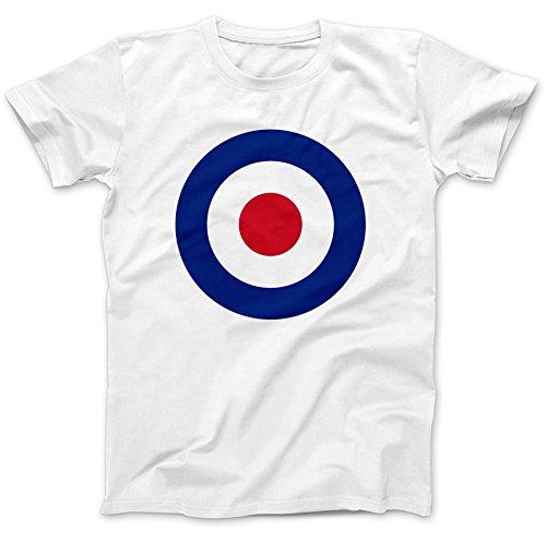 RAF Roundel Mod Target T-Shirt