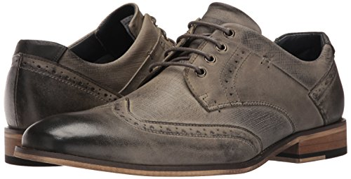 Steve Madden Men's Jumboe Oxford, Dark Tan, 10 M US