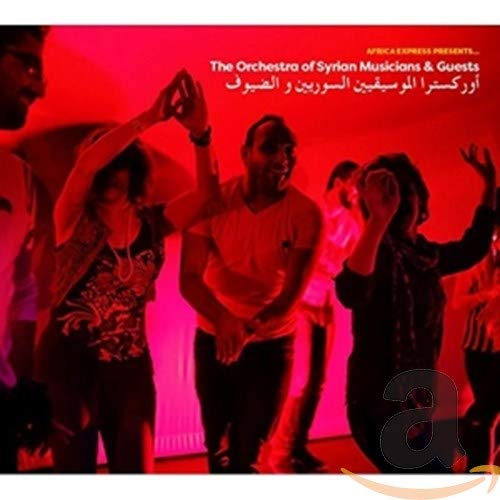 Africa Express Presents The Orchestra Of Syrian Musicians