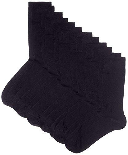 MyWay Herren Socken, Blau (dark navy 545), 43/46, 6er Pack