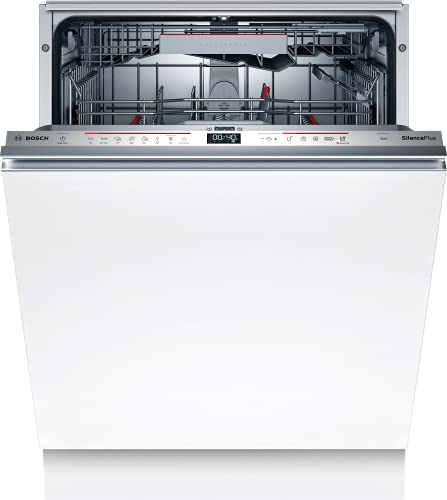 Bosch Électroménager SMV6EDX57E Série 6 Lave-vaisselle entièrement intégré 60 cm