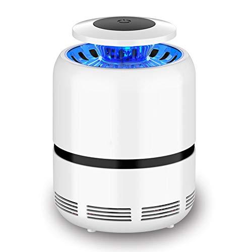 Starry Sky Muggenvernietiger, led-lila-lichtval, krachtige ventilator, beschermingsnet, muggenkiller, geruisloze USB-voeding, universeel binnen- en buitengebruik