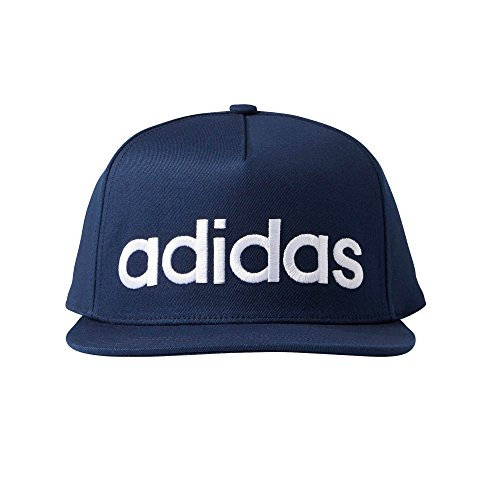 Adidas Dames Flatbrim logo muts
