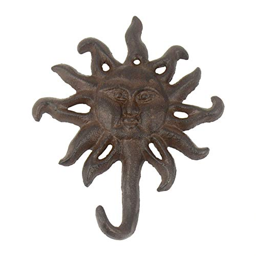 Gancho de Pared para Colgar en el jardín, diseño de Sol