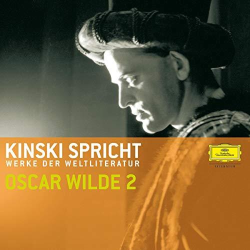 Kinski spricht Oscar Wilde 2 Titelbild