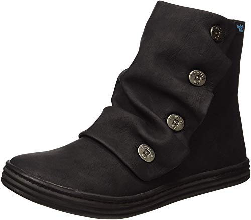 Blowfish Damen Rabbit Stiefeletten, Schwarz (Black Texas PU 020), 38 EU
