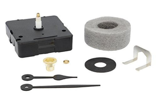 Junghans Quartz-Uhrwerk W 838, Quarzuhrwerk, ZW 16,2 mm und Zeiger 65/45 mm