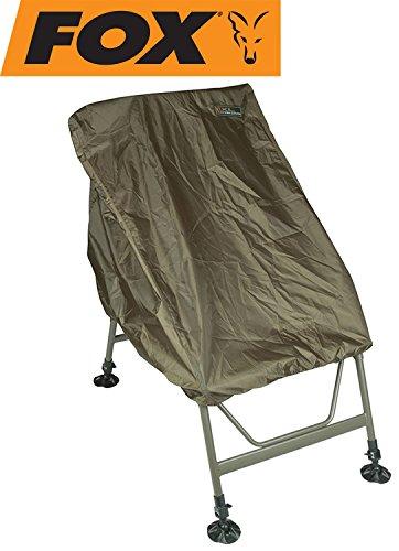 Fox Waterproof Chair Cover XL - Beschermhoes voor visstoel, beschermhoes voor karperstoel, regenbescherming voor stoelen en stoelbeschermers