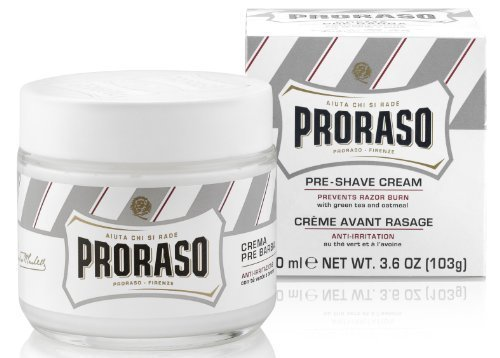 Proraso Anti Irritation Pre and Post Shave Cream (100 ml) by Proraso
