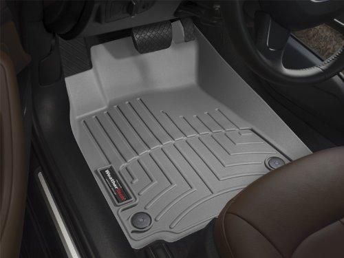 3D MAXpider Custom Fit Kagu Gray 1st//2nd Row Floor Liners for 07-11 Honda CR-V