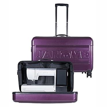 Janome Memory Craft 15000 Hard Rolling Cart (15KHARDCASE)