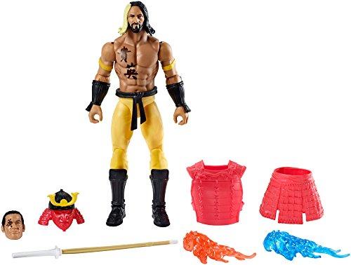 Create a WWE Superstar Seth Rollins Ninja Pack
