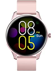 Smart Watch for Android iOS Phone Compatible with iPhone Samsung, CUBOT W03 IP68 Waterproof Swimming Fitness Tracker, Heart Rate Monitor Smartwatch, Fitness Watch Smart Watches for Women Men