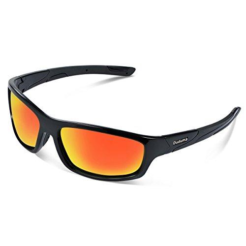 Duduma Polarized Sports Sunglasses for Men Women Baseball Running Cycling Fishing Driving Golf Sunglasses Du645