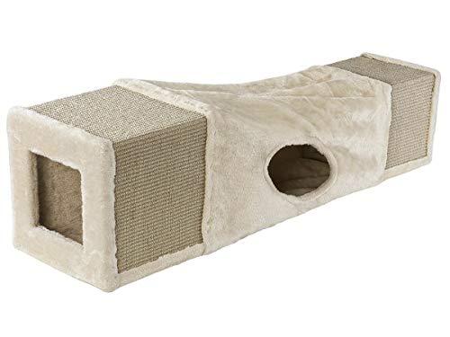 Zoofari Katzentunnel Katzenspielzeug Spieltunnel Katzenhaus Katze