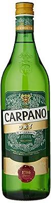 Carpano Dry Vermouth, 1L, ABV 14.9%