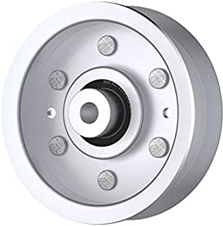 Phoenix Mfg. 3-1/2 Inch Flat Dia Flat Idler Pulley Replacement for Ariens 07300028