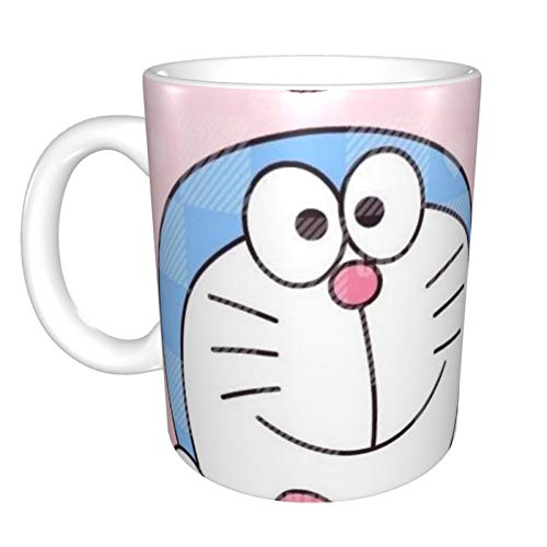 Doraemon - Taza personalizada de cerámica, 325 ml