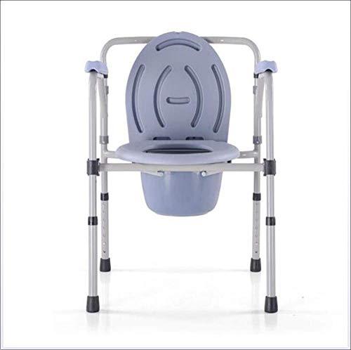L-Y Stoel Toilet Verstelbare Hoogte Badkuip Douche Toilet Seat Medische hulp Rehab Stoel Oude Man &Amp; Obstakel voor Onafhankelijke of Toilet Move