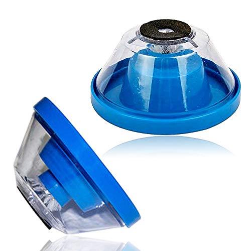 Recogedor de polvo para taladro,2 Piezas Brocas de 4-10 mm Martillo eléctrico Accesorio indispensable Taladro Colector de polvo para uso doméstico y profesional