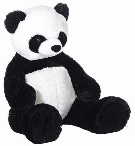 Heunec 330672 - Panda di Peluche, 100 x 32 x 70 cm