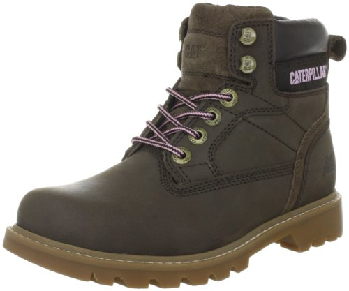 CAT Footwear Damen Willow Desert Boots, Braun (Tyre Nubuck), 41 EU