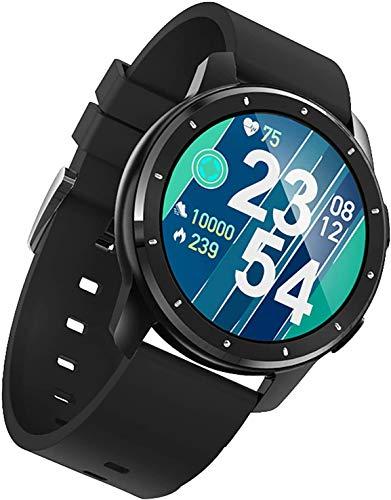 JIAJBG Inteligente Reloj Digital de Pulsera, Rastreador de Ejercicios Reloj Pulsera a Prueba de Agua Ip68 Del Reloj de Bluetooth Deportivos Rastreador Inteligente con el Podómetro,