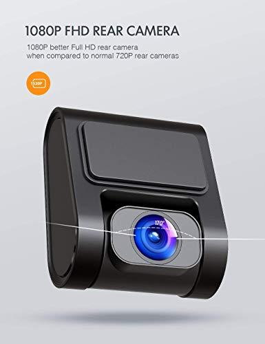 APEMAN C860 Dual Dashcam - 8