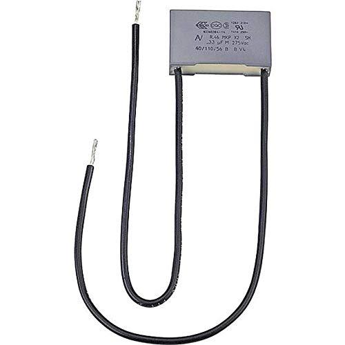 Merten 542895 230V 033uF Kondensator, AC 230 V, 0,33 uF