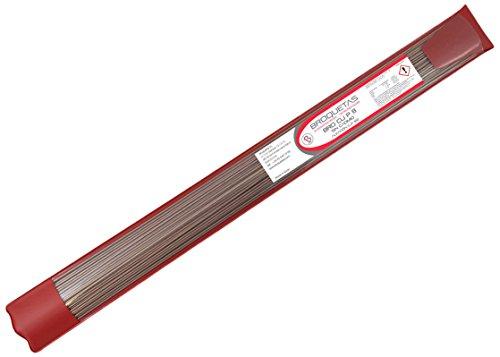 Brofil B52MAC Varilla cobre fósforo para soldadura fuerte, 200 g