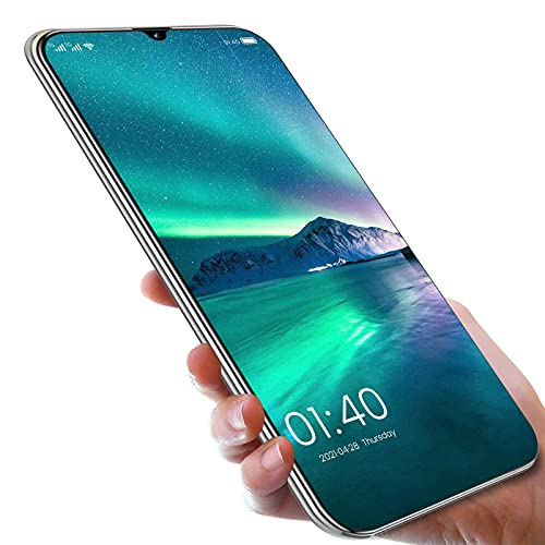 Teléfono móvil 4G, teléfono Inteligente Desbloqueado sin SIM, Android 10, Pantalla HD de 6,7 Pulgadas, batería Grande de 5600 mAh, teléfono Android con Doble SIM