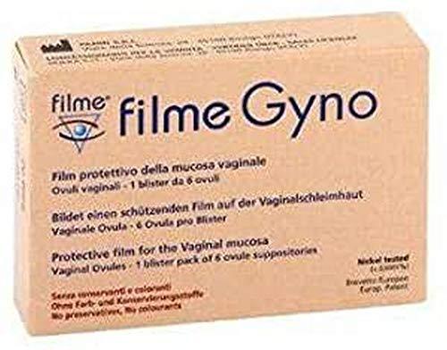 Filme Gyno Spot-behandelingen.