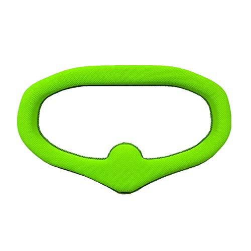 bulrusely Für FPV VR Brillen Gesichtsschutz Hautfreundlichen Sport Stirnband Sport Farbanzug Schweißfestes, Wasserdichtes, Schmutzabweisendes Ersatz-Gesichtspolster-Zubehör