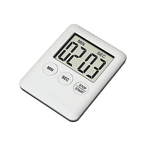 Temporizador de cocina, ONEVER reloj temporizador digital de cocina, pantalla grande, magnético