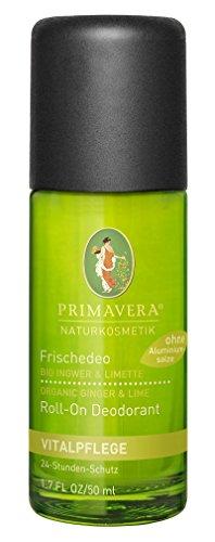 PRIMAVERA Frischedeo Ingwer Limette DOPPELPACK 2x50ml