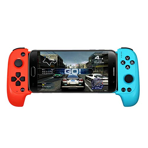 Wireless Bluetooth Game Controller Teleskop Gamepad Joystick für Samsung Xiaomi Huawei Android Handy PC