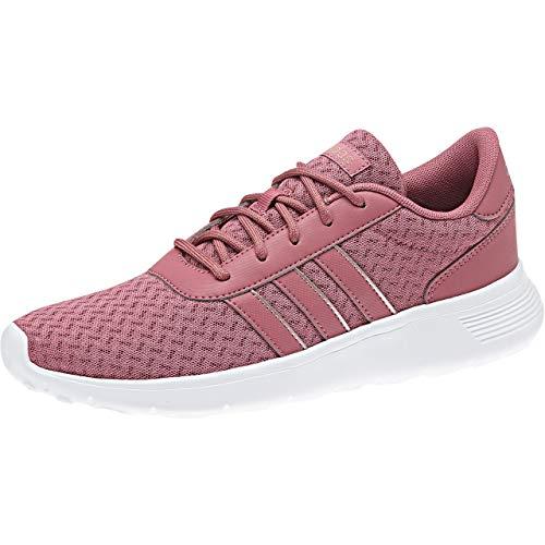 adidas Lite Racer, Zapatillas de Entrenamiento para Mujer, Rojo (Tramar/Vagrme/Maroon Tramar/Vagrme/Maroon), 39 1/3 EU