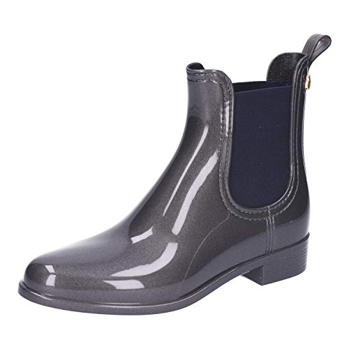 Lemon Jelly Damen Pisa Chelsea Boots, Grau (Metal Grey), 40 EU
