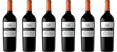 Castillo Perelada Tinto Reserva 5 Finques Empordà 2016 Wein (6 x 0.75 l)