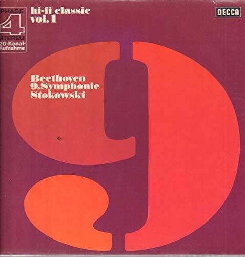 Ludwig van Beethoven -- Leopold Stokowski - 9.Symphonie (Hi-fi Classic Vol.1) -...