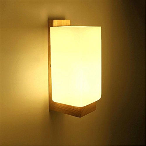 Applique Moderne Simple LED Lampe de Chevet Creative Chambre Salon Restaurant Salle D'étude Escalier Allée Hôtel Décoration Mur Lumière, H