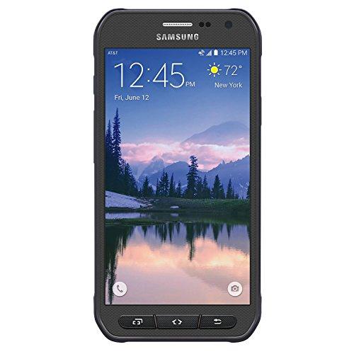 Samsung Galaxy S6 Active G890A 32GB Unlocked GSM 4G LTE Octa-Core Smartphone w  16MP Camera - Gray